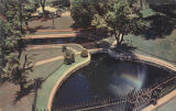 """The Big Spring - a great watering spot for Indians and later pioneers heading West - was the..."