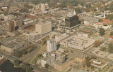 """Aerial View of Huntsville, Alabama."""