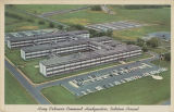 """Army Ordnance Command Headquarters, Redstone Arsenal."""