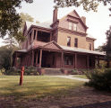 The Oaks, the home of Booker T. Washington on the campus of Tuskegee Institute in Tuskegee,...