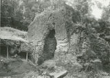 Ruins of the Brierfield Iron Furnace in Bibb County, Alabama.