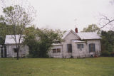 House on Old Troy Highway at the northeast corner of Depot Street in the historic area of Midway,...