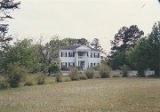 General view of the Yeldell House in Monterey, Alabama.