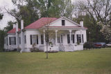 Allums-Adams House on Peachburg Road (County Road 40) on Chunnennuggee Ridge in Union Springs,...