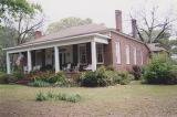 Oldfield (Powell House) on Peachburg Road (County Road 40) on Chunnennuggee Ridge in Union...