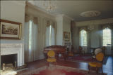 West (drawing) room inside Buena Vista (Montgomery-Jones-Whitaker House) on County Road 4 in...