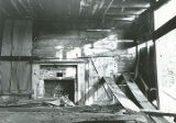 East downstairs room of the Falkner House, north of Alabama Highway 14, just east of Autaugaville,...