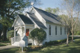 St. Frances at the Point Traditional Protestant Episcopal Church in the historic area of Point...