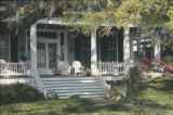 House in the historic area of Point Clear, Alabama.