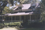 House in the historic area of Fairhope, Alabama.