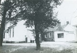 Rear (west) of the Bliss House, at the southwestern corner of Cypress and Tennessee Streets in...