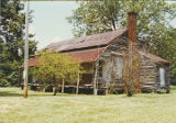 General view of the T. Augustus Womack House, on the north side of County Road 54 in Ridgeville,...