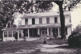 Front of the second Borders House on DeArmanville-Choccolocco Road (County Road 55) in...