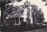 Front and south side of the second Borders House on DeArmanville-Choccolocco Road (County Road 55)...