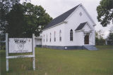 Mount Sinai Baptist Church in Midway, Alabama.