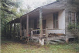 Front of the Bixler House, south of U.S. Highway 84 near the west bank of the Alabama River in...