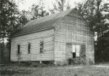 Front (west) and north side of Bethel Methodist Church on Old Line Road, northeast of Whatley,...
