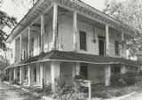 General view of the front of the Plattenburg House (Dr. Kilpatrick House) at 601 Washington...