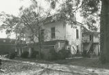 North side and rear of the Plattenburg House (Dr. Kilpatrick House) at 601 Washington Street, on...