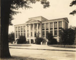 Amelia Gorgas Library at the University of Alabama in Tuscaloosa, Alabama.