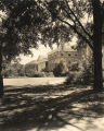 """Julia Tutwiler Hall, main women's dormitory, University of Alabama, named for noted educator..."