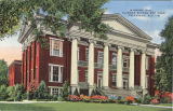 """Manning Hall, Alabama School for Deaf, Talladega, Ala."""