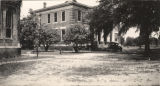 Pauline Taylor Hall at Downing Industrial School in Brewton, Alabama.