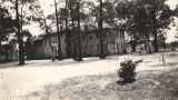 Dormitory at East Brewton in Escambia County, Alabama.