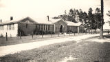 Wallace School in Escambia County, Alabama.