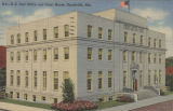 """U.S. Post Office and Court House, Huntsville, Ala."""