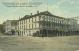 """Most Historical Building in the South, Offices of Jefferson Davis and his Cabinet during the..."