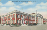 """New City Hall and Auditorium, Montgomery, Ala."""