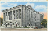 """U.S. Post Office and Court House, Montgomery, Ala."""