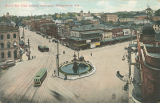 """Bird's Eye View looking southeast, Montgomery, Ala."""