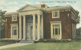 """Carnegie Library at Judson College, Marion, Ala."""