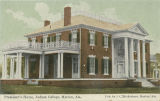 """President's Home, Judson College, Marion, Ala."""