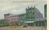 """North West Corner Court Square, Troy, Ala."""