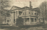 """One of the Fine Residences at Troy, Ala."""