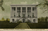 """University of Alabama, President's Mansion."""