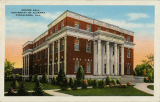 """Doster Hall, University of Alabama, Tuscaloosa, Ala."""