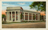 """Bibb Graves Hall, University of Alabama, Tuscaloosa, Ala."""