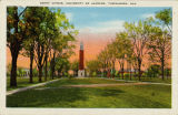 """Denny Chimes, University of Alabama, Tuscaloosa, Ala."""