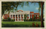 """Gymnasium, University of Alabama, Tuscaloosa, Ala."""