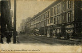 """View on 4th Ave. bet. Green & Walnut Sts. - Louisville."""