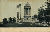 """Soldiers' and Sailors' Monument, New York."""