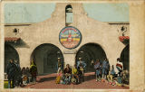 """The Indian and Mexican Building, Albuquerque, N.M."""