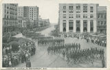 """Troops on Parade in Montgomery, Ala."""