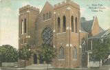 """Hyde Park, Methodist Church, Tampa, Fla."""