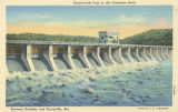"""Guntersville Dam on the Tennessee River."""