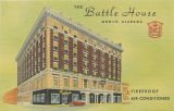 """The Battle House, Mobile, Alabama."""